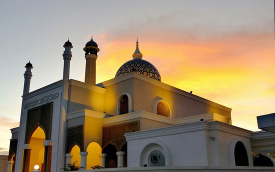 Brunei International Airport Mosque