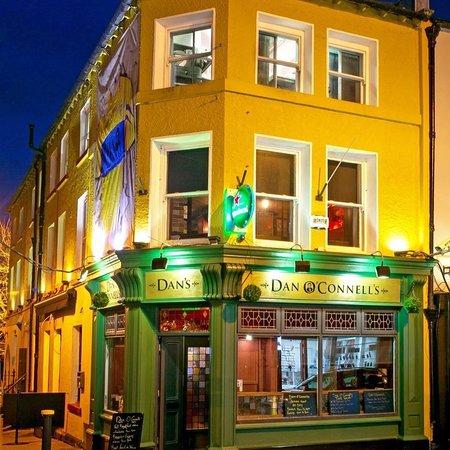 Dan o Connell's Bar