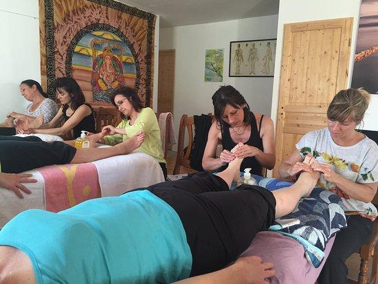 Centre Lingdao Formation Massages Naturopathie