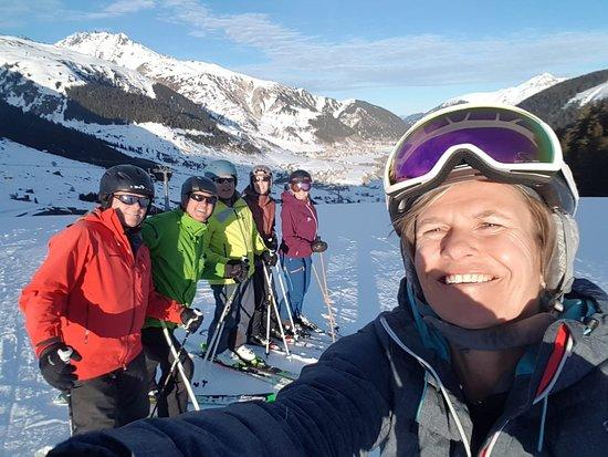 Langes Skiweekend