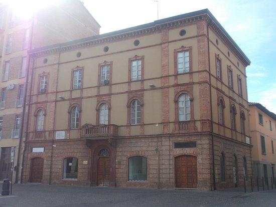 Bastia Umbra, Italia: Casa di Colomba Antonietti