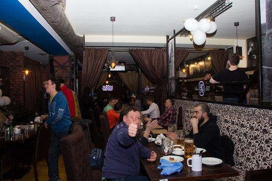 Lowenbrau Haus: гости