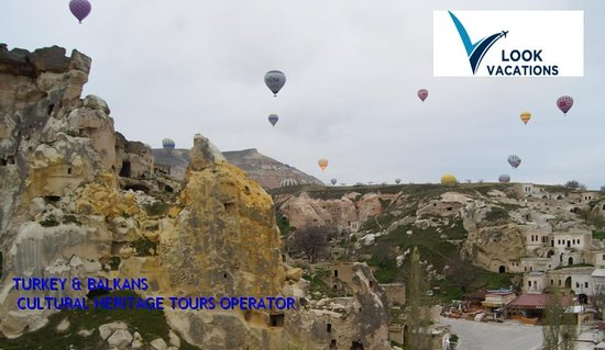 LOOK VACATIONS - TURKEY & BALKANS TOURS
