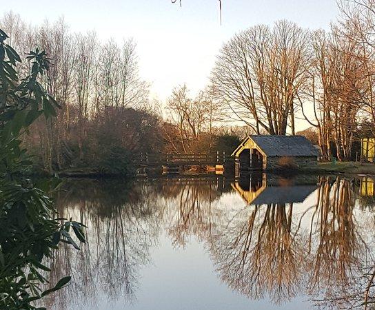 Criccieth, UK: Bron Eifion Coarse Fishing