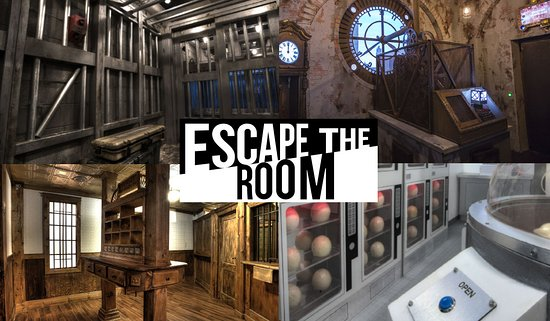 ‪Escape the Room LA‬