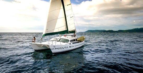 All Included Private Catamaran Sailing