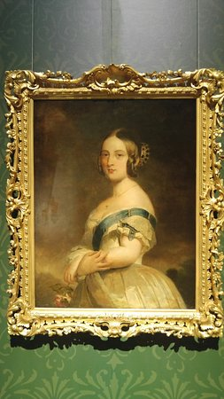 Scottish National Portrait Gallery: A young Queen Victoria