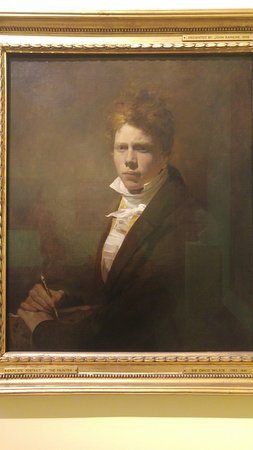 Scottish National Portrait Gallery: Self portrait by Sir David Wilkie