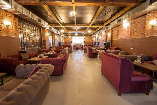 Lounge-cafe MSK Red October