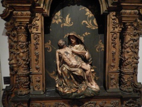 Alberto Sampaio Museum: Panel