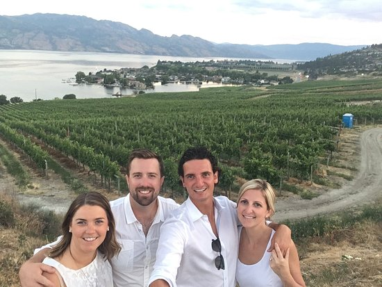 Kelowna Concierge: What a View!! at Quails' Gate Family Estate Winery