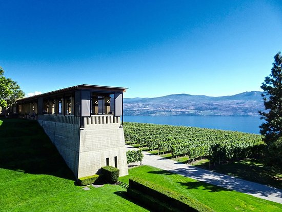 Kelowna Concierge: Mission Hill Family Estate Winery for the Win!