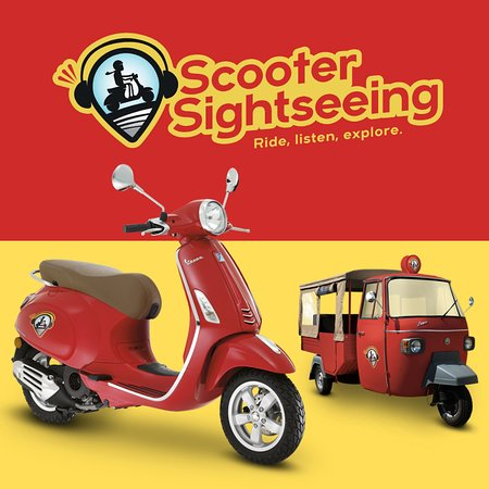 Scooter Sightseeing