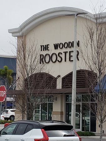 The Wooden Rooster In Seminole Fl Picture Of Wooden Rooster St