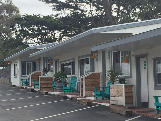 Clean and Charming Beach Front Hotel