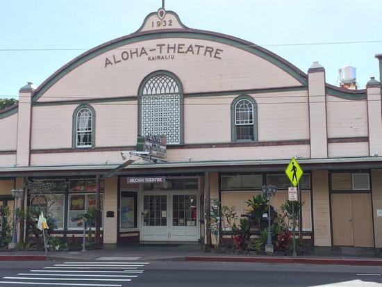 Kealakekua, Havaiji: Historic old building