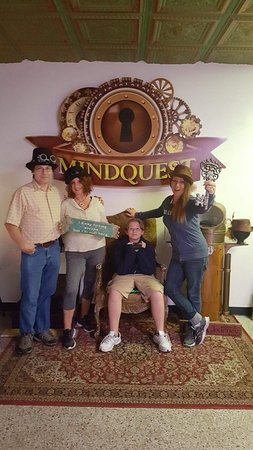 Mindquest Escape Rooms DeLand