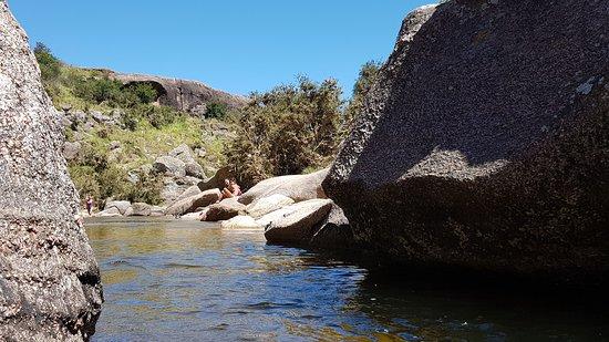 Rio de los Sauces, ארגנטינה: Nido del aguila, Mina Clavero