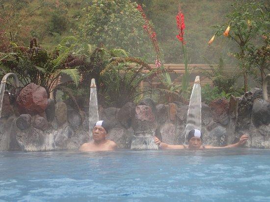 Termas de Papallacta Hot Springs full day tour from Quito: ahh...