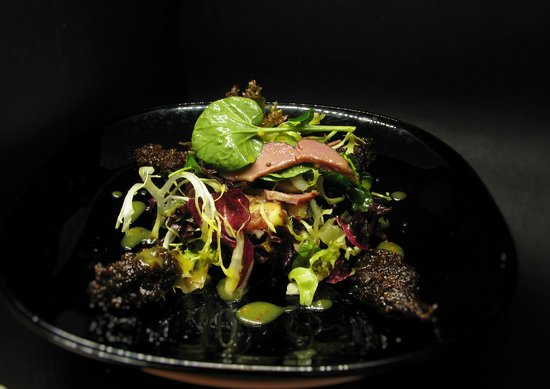 Toby's at The Bell: Quail