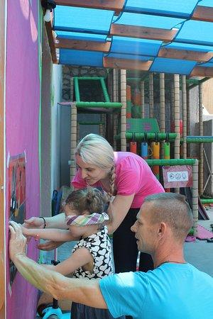 Kids Café Playground