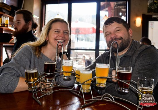The best Craft Beers BC has to offer. Sample 16 beers over 4 of Whistler's best locations.