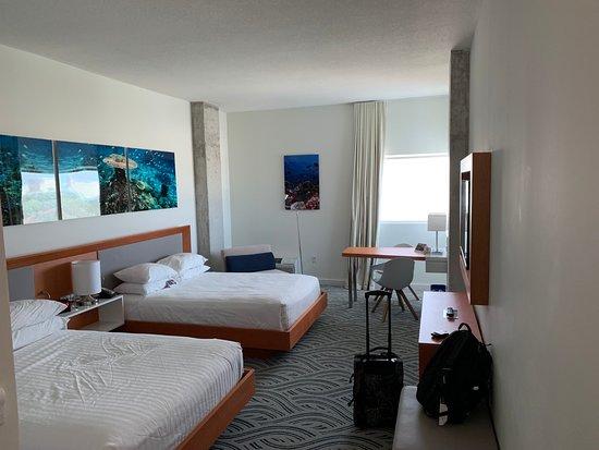 Nice hotel, failry new too