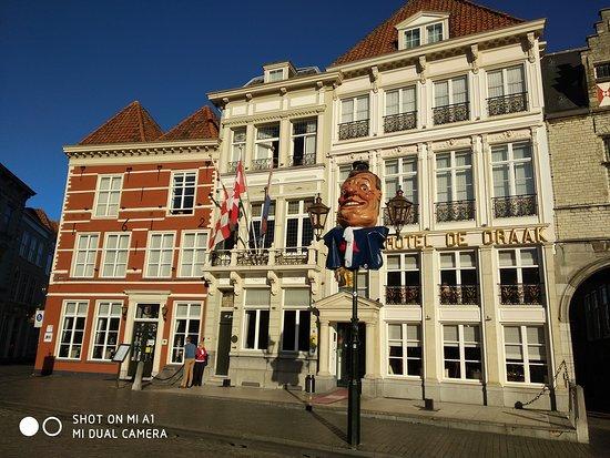 Grand Hotel and Residence De Draak: Hotel de Draak