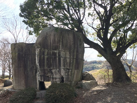 Fujieda, Japan: おかべ巨石の森公園