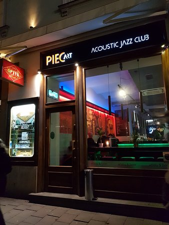 Piec Art Acoustic Jazz Club in the Old Town