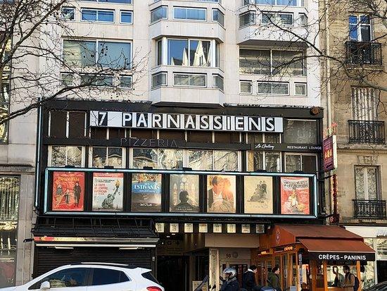 Cinema Les 7 Parnassiens