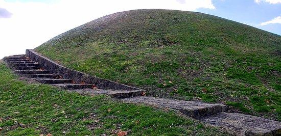Criel Mound in South Charleston, WV