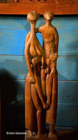 Museo de Madera - Escultor Jose Castro: FAmilia