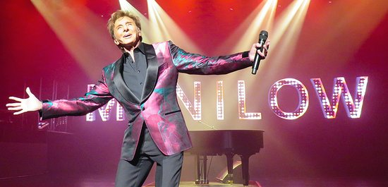 Barry Manilow at the Westgate Las Vegas Resort and Casino
