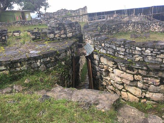 Kuelap Fortress Photo
