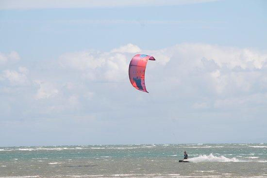 Kitesurfing Guimaras