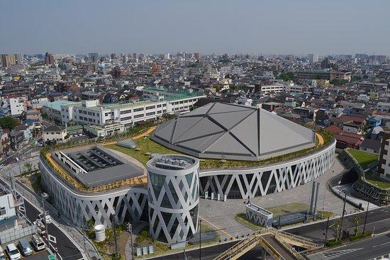 Ota-City General Gymnasium