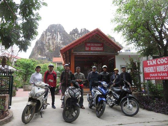Ninh Binh Motorbike Tours