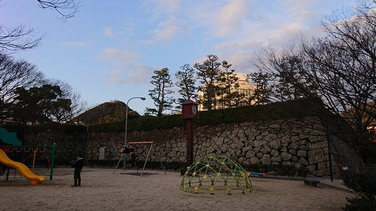 Monument of The Site of Mihara Castle