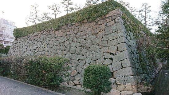 The Site of Mihara Castle Funairi Yagura