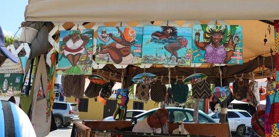 Bonaire Arts and Crafts Cruise Market 4
