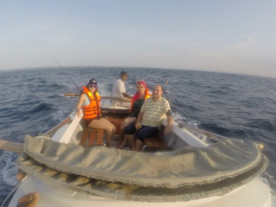 Deep Sea Fishing In Tangalle
