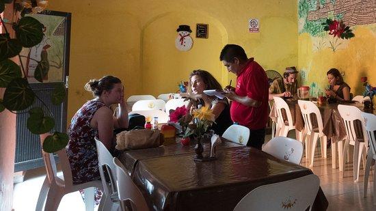 Restaurant La Central: No pasar con bebidos!