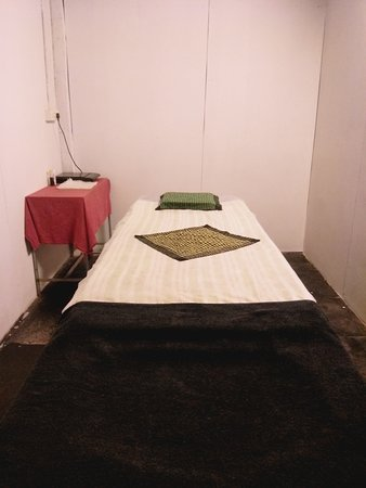 Canacona, India: Spa room