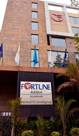 Fortune Avenue - Member ITC'S Hotel Group: Hotel Facade -Exterior