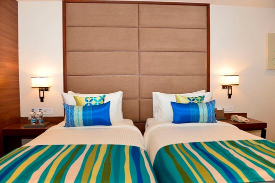 Fortune Avenue - Member ITC'S Hotel Group: Beds- Fortune Club Twin Room