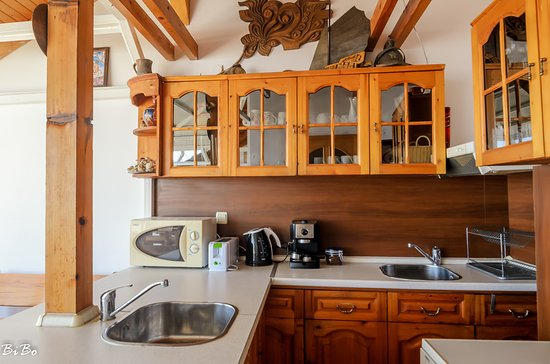 Rooftop Balcony On The Common Kitchen Area Picture Of Sozopol Burgas Province Tripadvisor