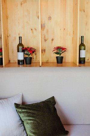 Cozy dining corner