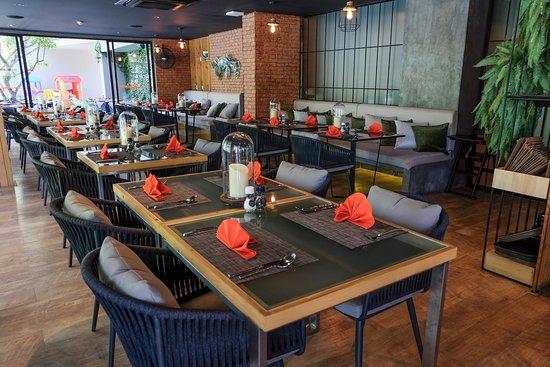 Interior Infuse Restaurant