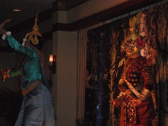 Cambodian Apsara Dance Class